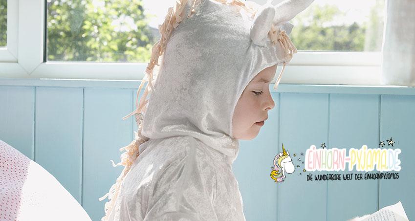 Einhorn Pyjama Kinder lieben das zum schlafen und spielen